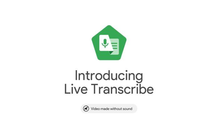 Transcribir voz a texto