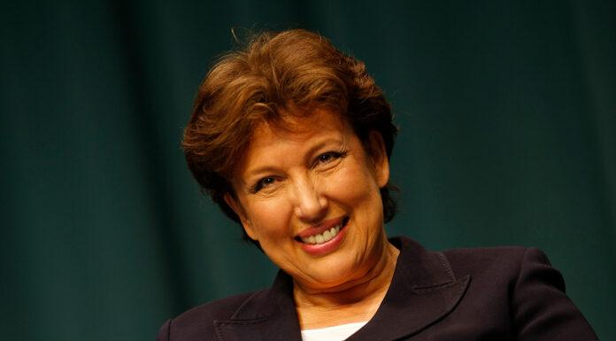 La Ministra Roselyne Bachelot.